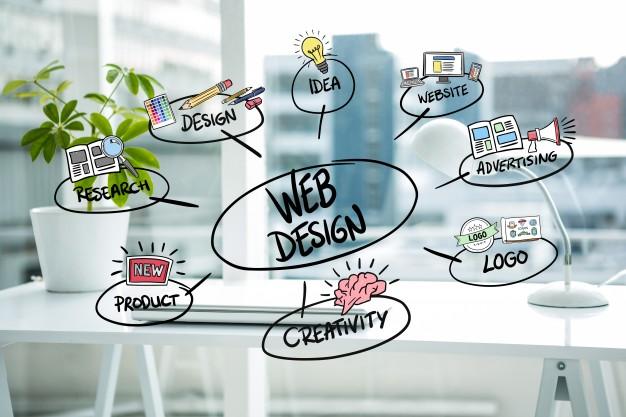 طراحی سایت در 8 مرحله